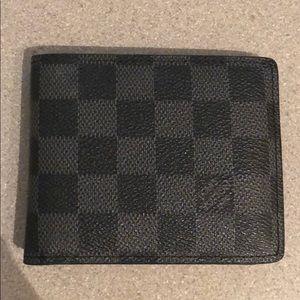 Other - FAUX/FAKE Louis Vuitton wallet